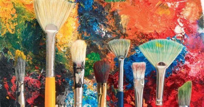 Выразить себя: Студии, курсы и школы рисования для детей
