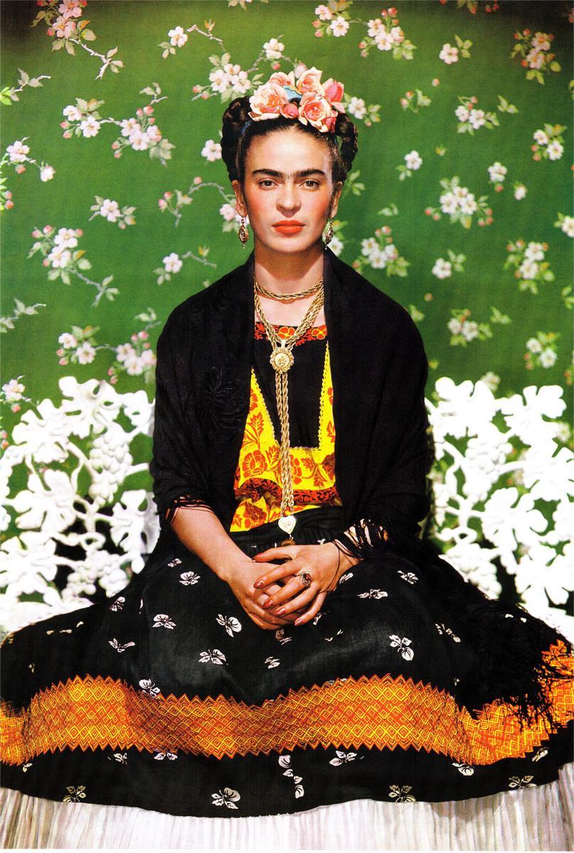 """Фрида Кало: """"Надеюсь никогда не возвращаться"""""""