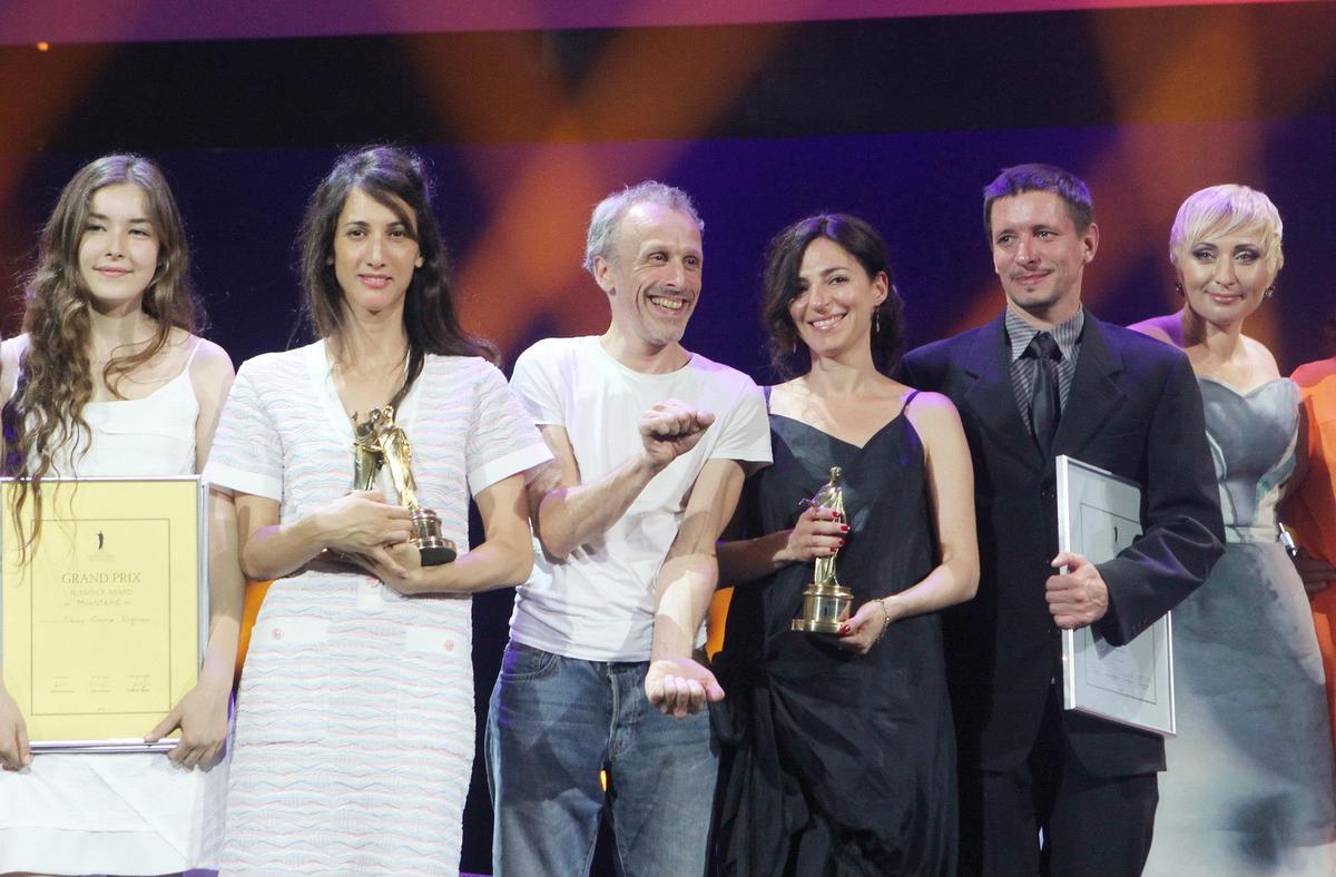 Победители Одесского кинофестиваля-2015
