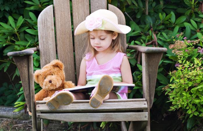 Книга - лучший подарок для невестки, пока она еще в детсаду