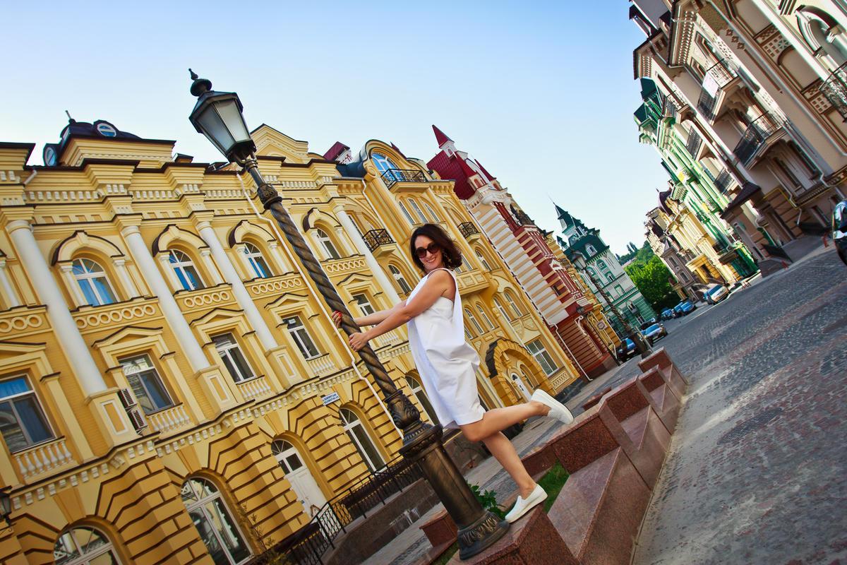 Киев интересного человека с Екатериной Тимонькиной