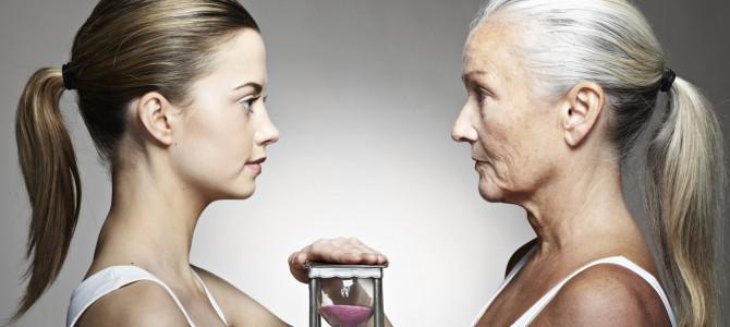 Почему вы стареете быстрее своих одногодок
