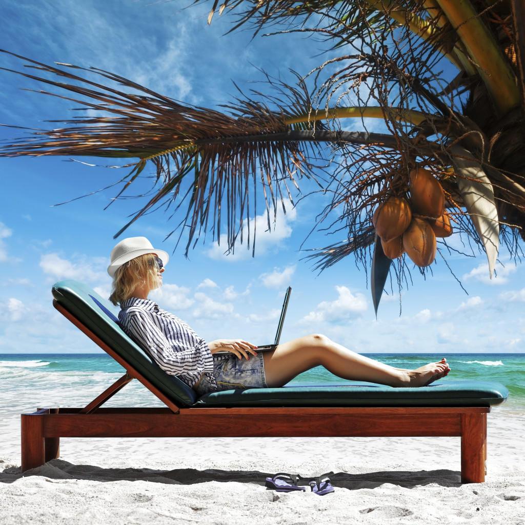 Workcation - новый способ работать отдыхая
