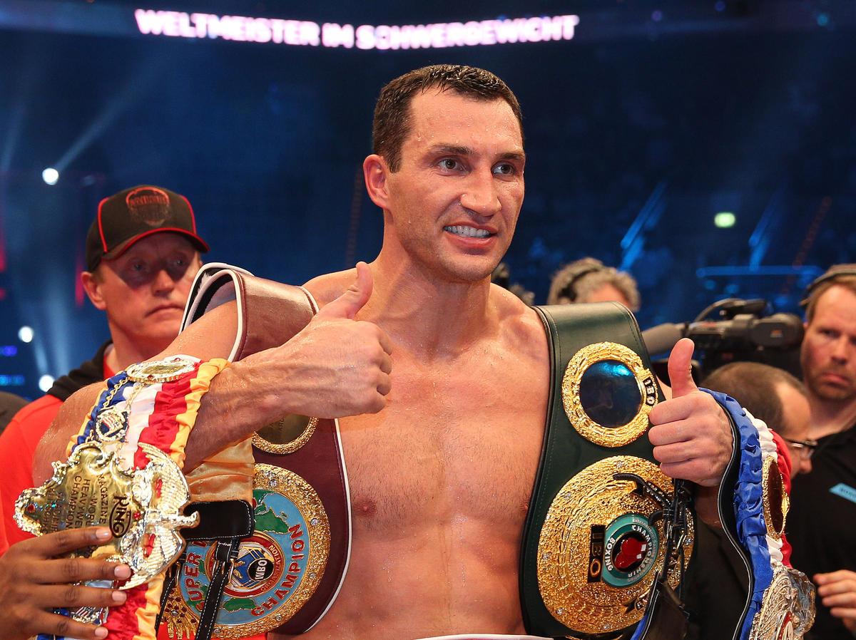 BOX-HEAVYWEIGHT-IBF-WBO-WBA-IBO-UKR-GER-KLITSCHKO-PIANETA