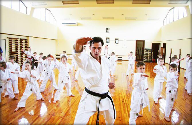 18 киевских школ боевых искусств для детей от 3 лет