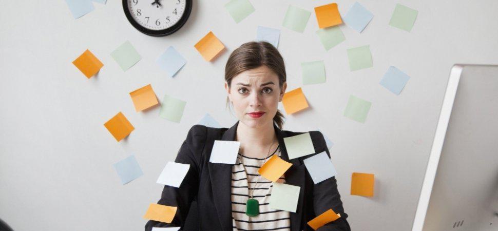 5 советов, как работать быстрее, но не больше