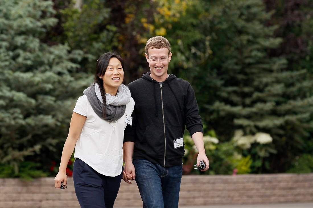 "Марк Цукерберг: ""Моя жена была беременна 8 раз за последние 7 лет"""
