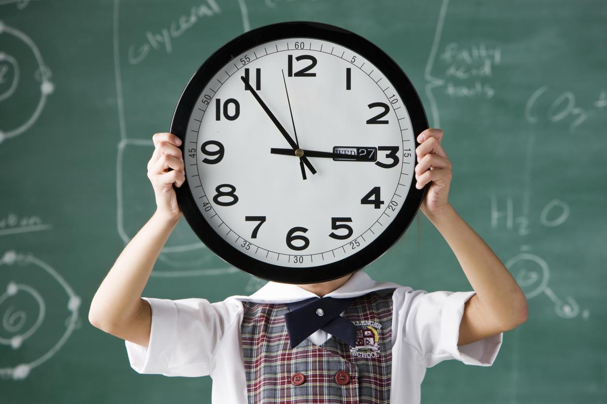 Тайм-менеджмент: Как научить ребенка управлять временем