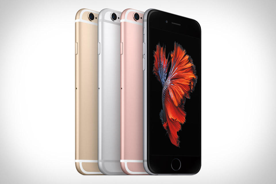 В яблочко: iРhone 6S и iPhone 6S Plus официально презентованы