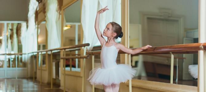 Балетные школы Киева для детей