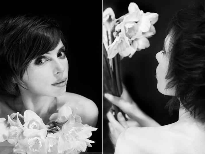 """Фотопроект: """"Жінка-квітка"""""""
