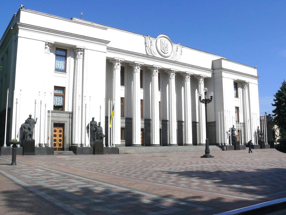 В Верховной Раде Украины готовят к открытию детскую комнату