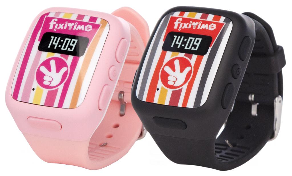 WoMo-находка: Смарт-часы FixiTime для детей