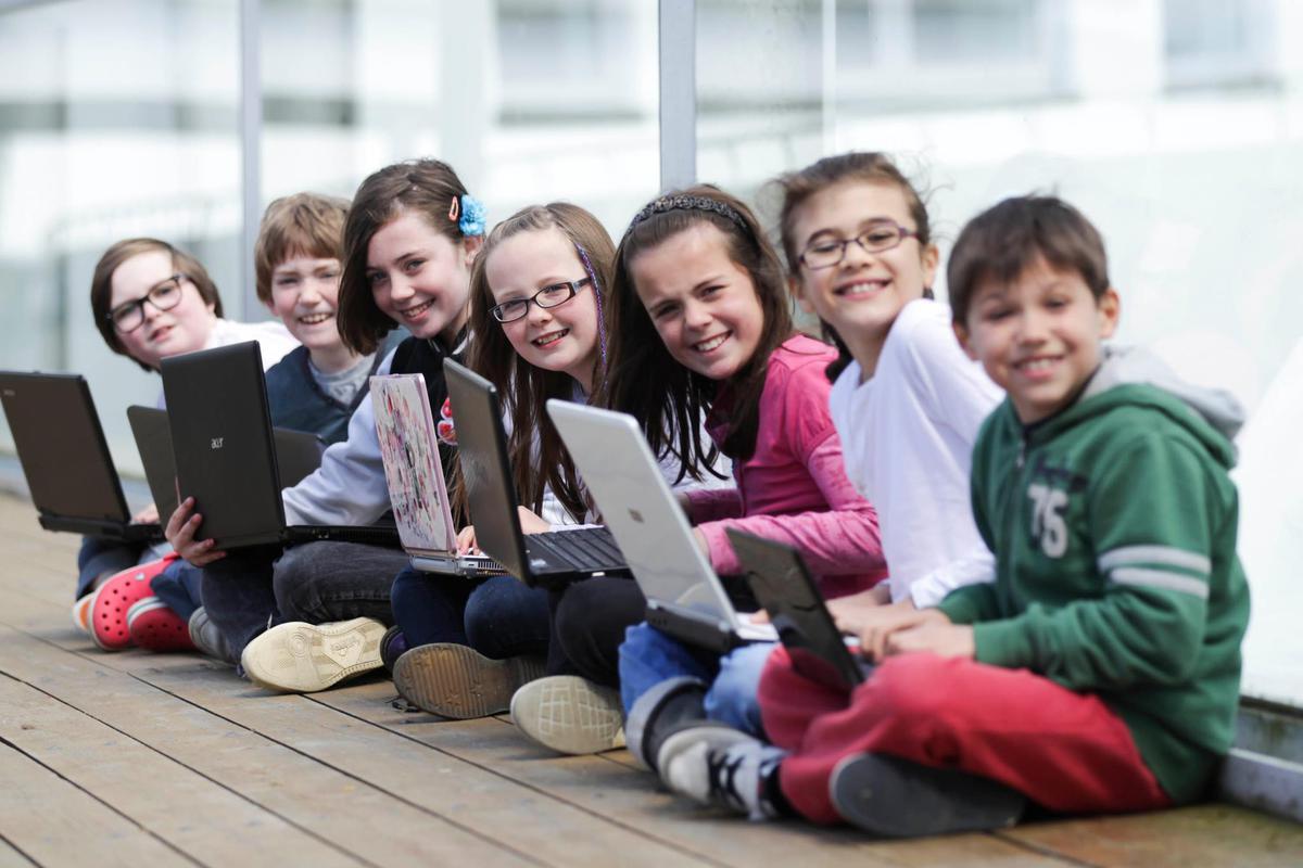 Школы Киева, где обучают будущих IT-гениев
