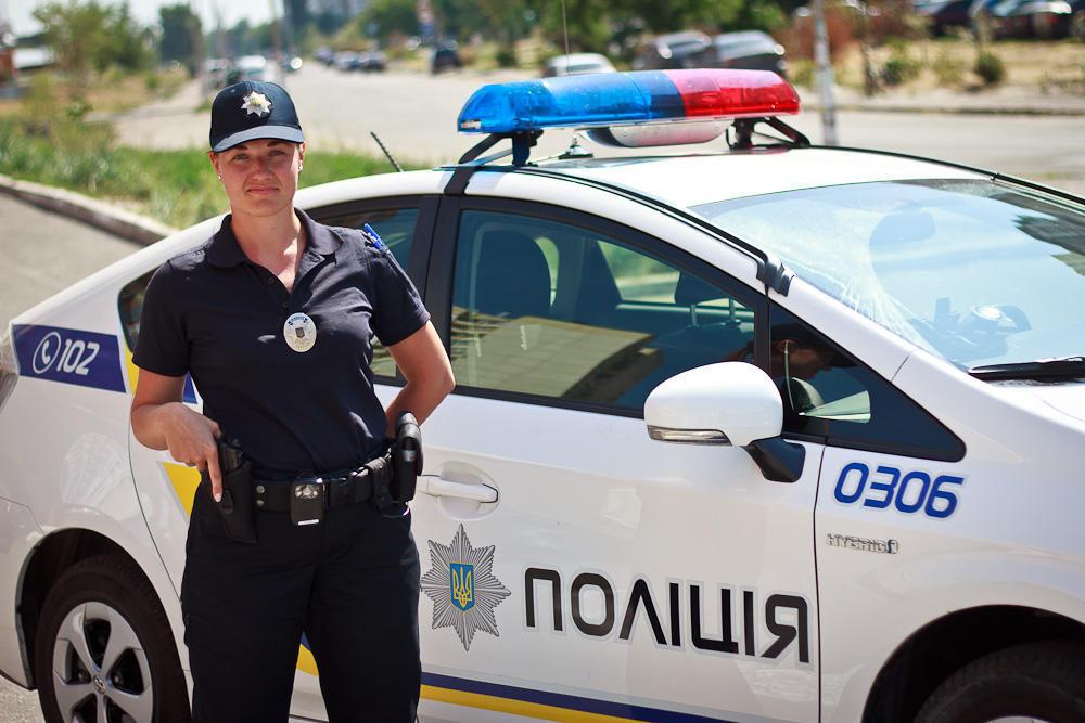 Ольга Любаренко о профессии полицейского
