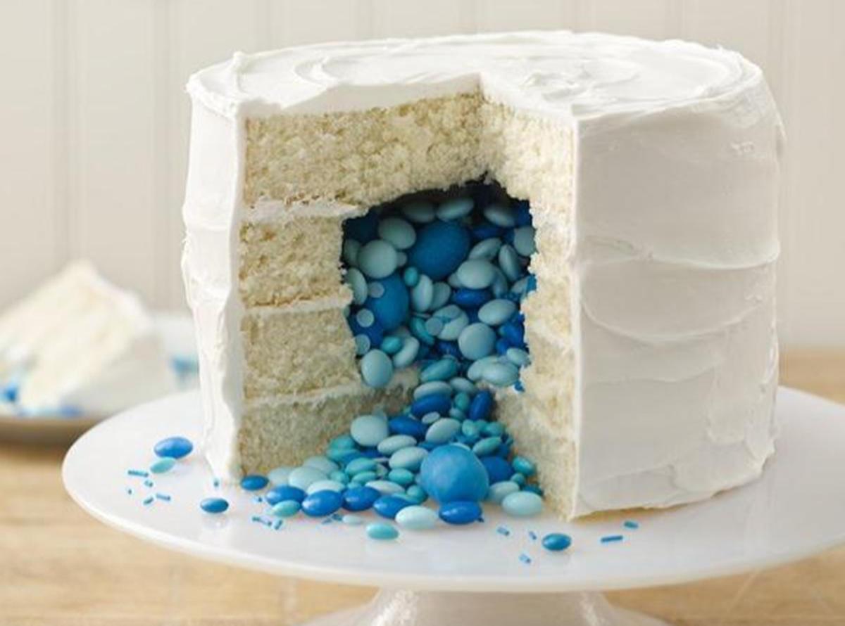 Как в домашних условиях сделать торт с фотографией