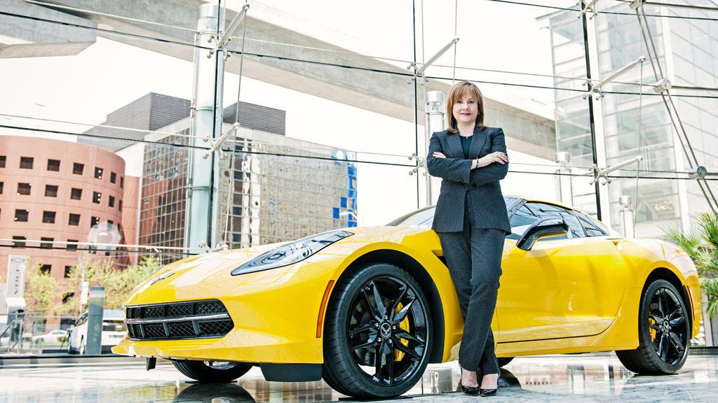 10 самых влиятельных женщин в бизнесе