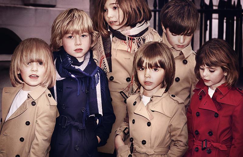 Вдохновленные осенью: Последние тренды детской моды