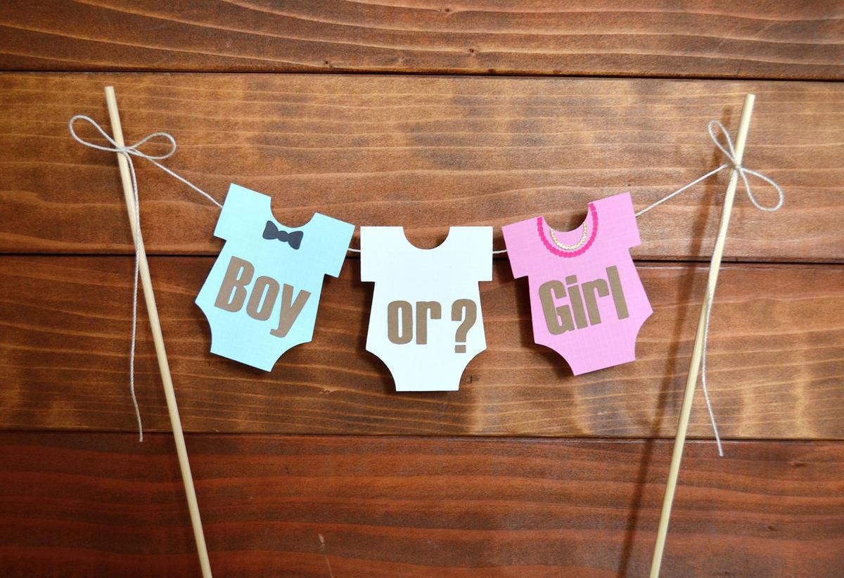 Мальчик или девочка: Как устроить модную вечеринку после УЗИ