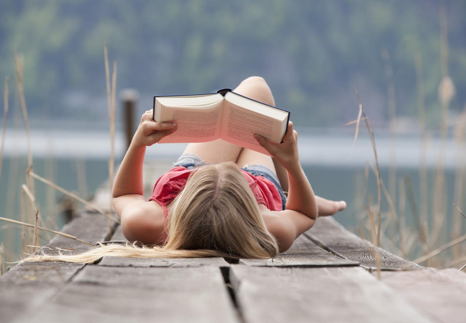 50 лучших книг для подростков