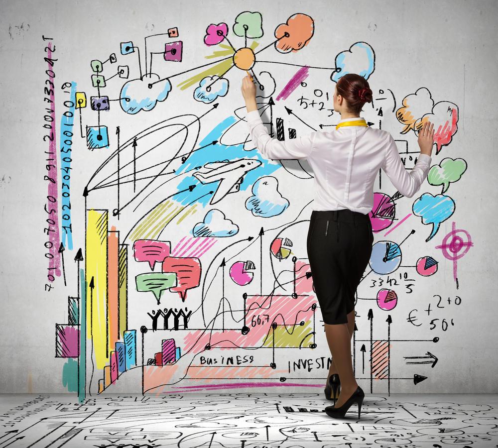 Как научиться мыслить креативно и выдавать cвежие и нужные идеи