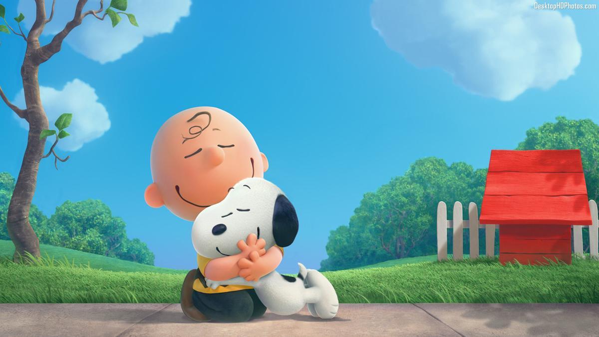 В сети появилось приложение для создания героев из мультфильма The Peanuts Movie