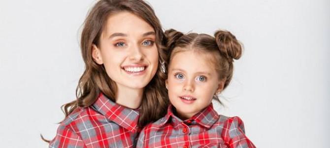 Одеваемся одинаково: Платья для мамы и дочки модного украинского бренда