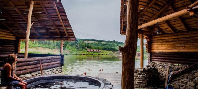 Украинское SPA, или 14 мест, где можно прыгнуть в воду и омолодиться