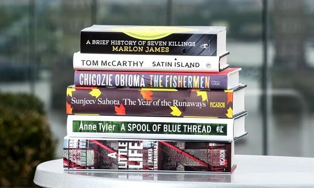 Короткий список авторов Букеровской литературной премии 2015 года
