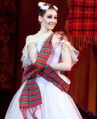 Татьяна Лезова о профессии балерины