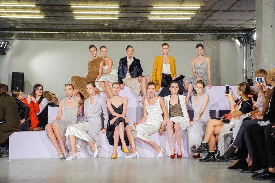 4 лучших деловых лука с Ukrainian Fashion Week: День второй