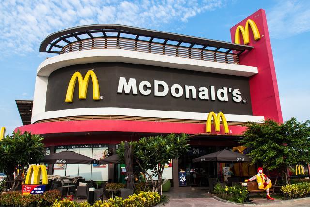 McDonald's запустил переработку бумажной упаковки для доставки