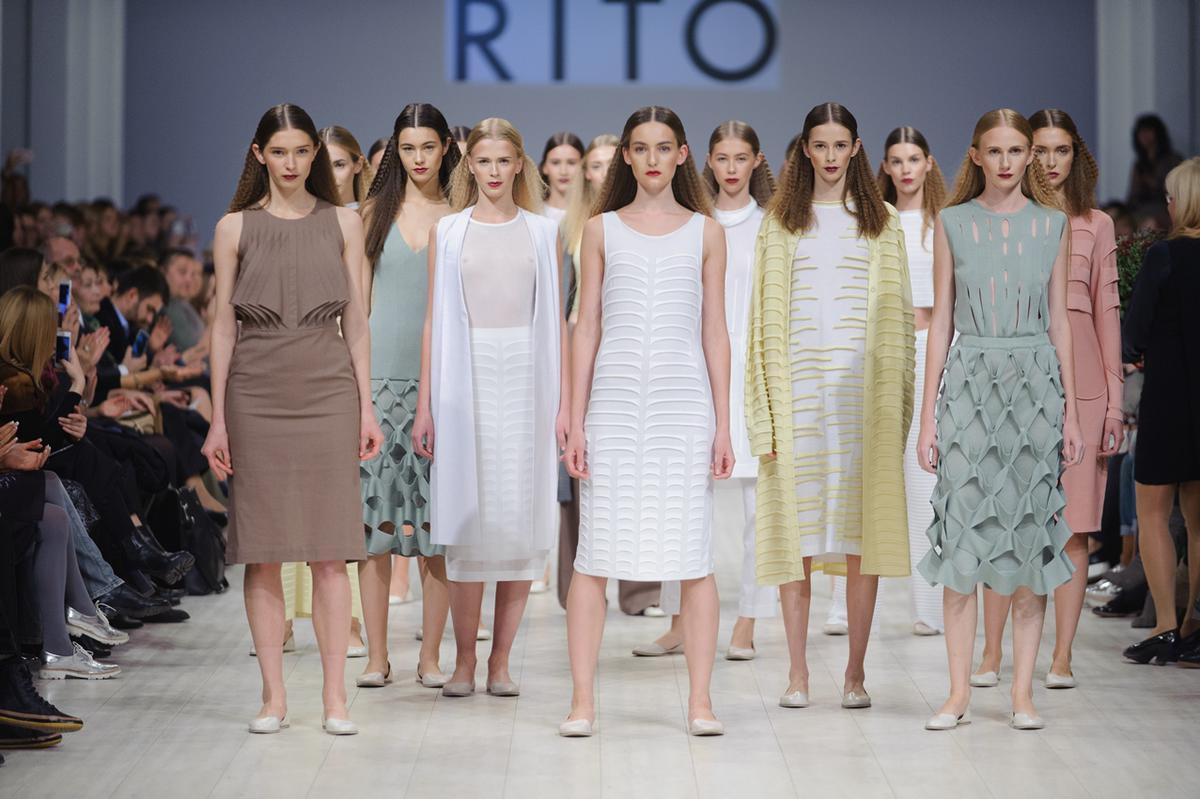 12 лучших с Ukrainian Fashion Week для бизнес-леди: День четвертый и пятый