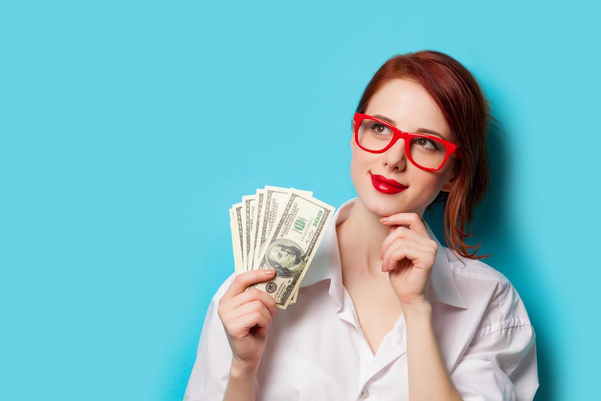 Девочка и деньги: История непростых отношений со счастливым концом