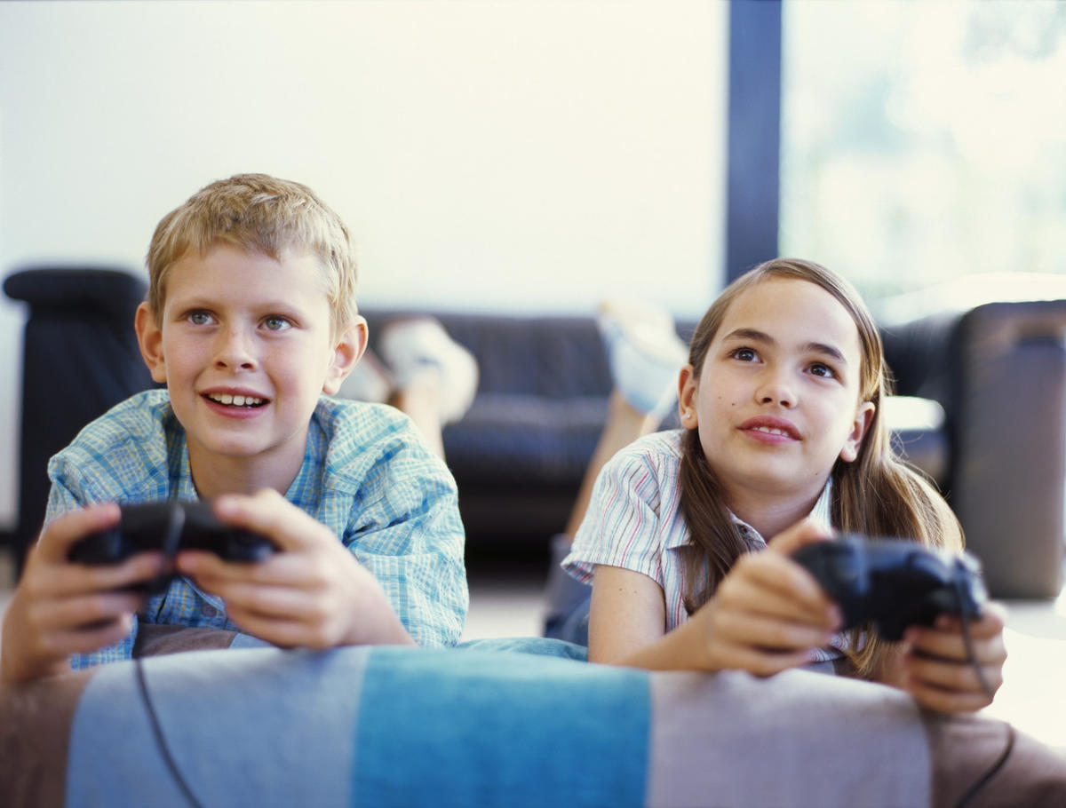 Нет худа без добра, или Как видеоигры развивают интеллект ребенка