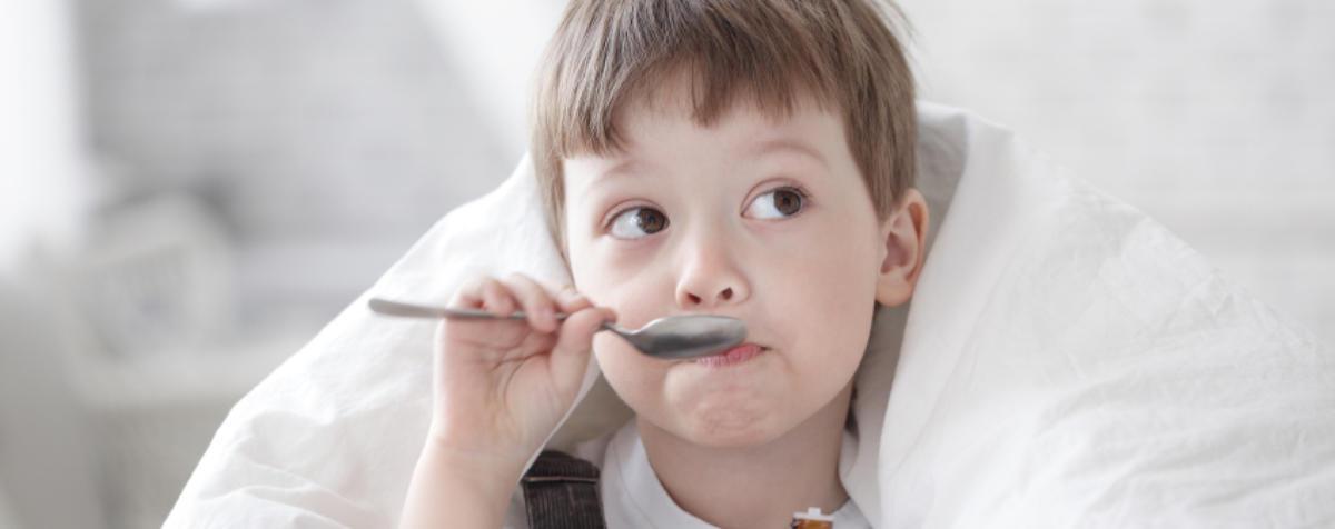 У ребенка ОРВИ: Что делать