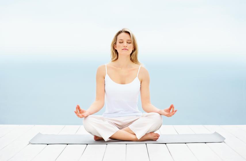 Медитация как средство стать счастливее, креативнее и лучше решать сложные задачи