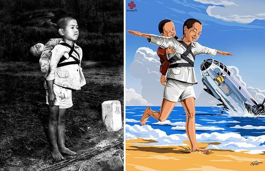 Фотопроект: Детство, которого заслуживает каждый ребенок