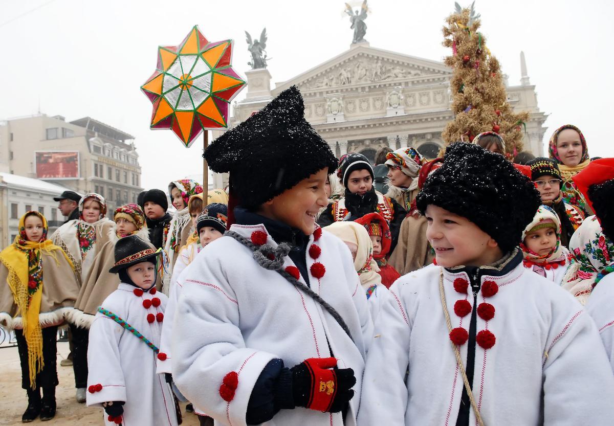 7 мест, куда поехать на зимние каникулы в Украине