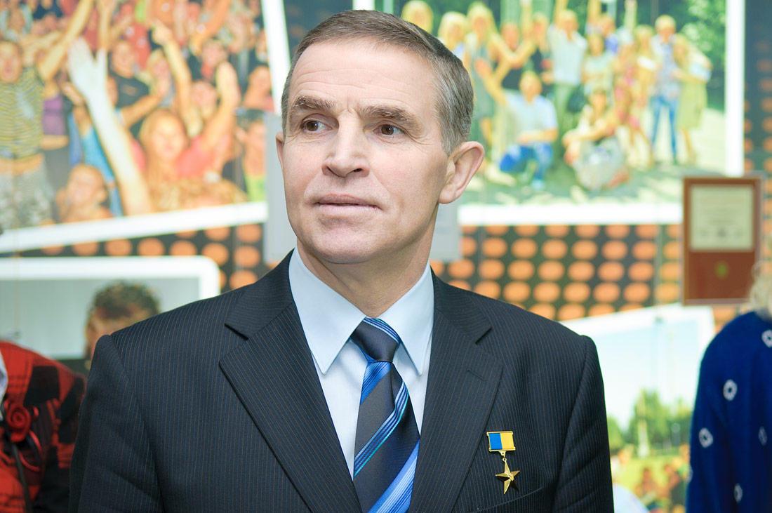 Леонид Каденюк о профессии космонавта