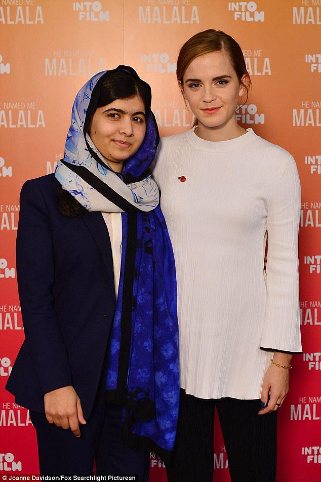 5 важных мыслей Малалы Юсуфзай в интервью Эмме Уотсон