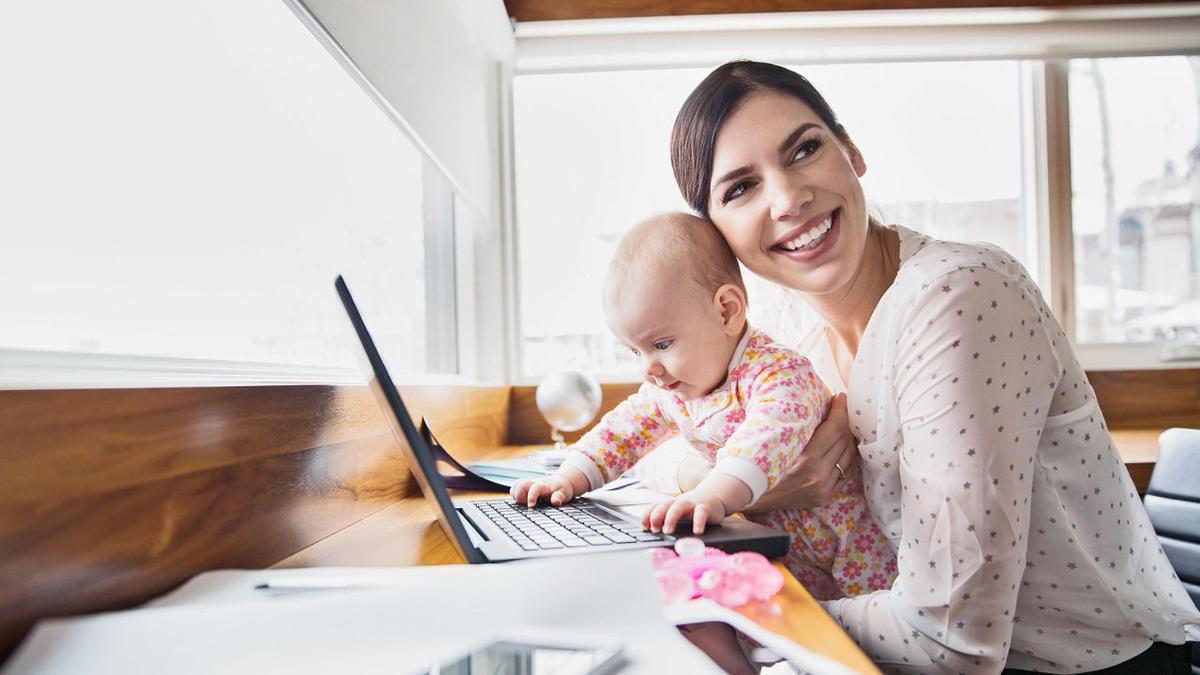 Фриланс для молодой мамы, или Разминка перед бизнес-стартом
