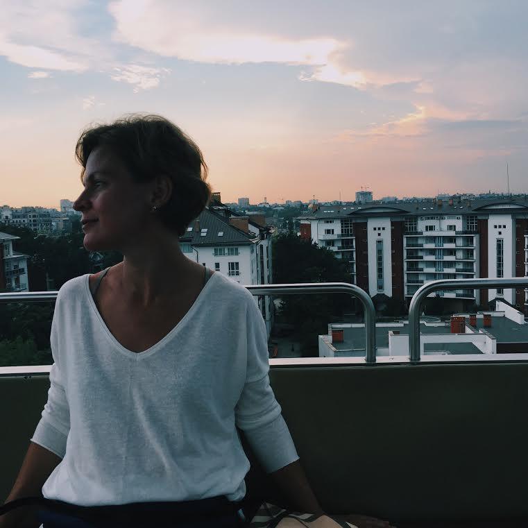 WoMo-портрет: Виктория Федорина