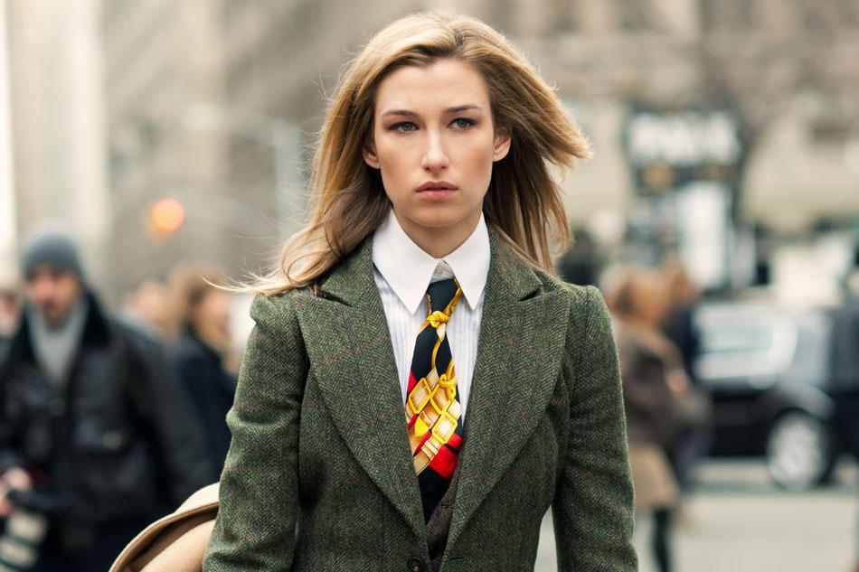 Правила стиля для деловой леди от Елены Голец