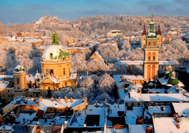 Winter-Lviv