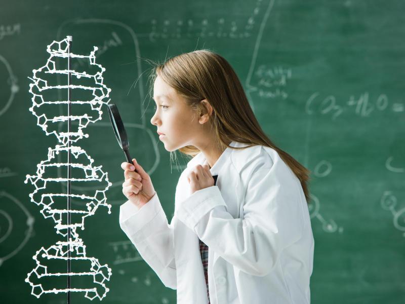 наука и дети