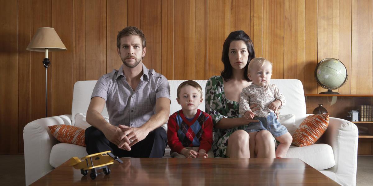 Портрет современной семьи: Стресс, усталость, спешка