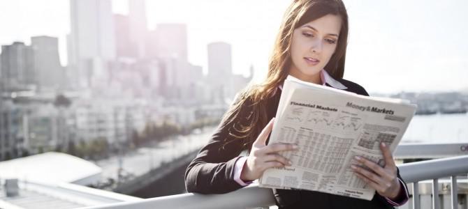 Женщины появляются только в четверти мировых новостей