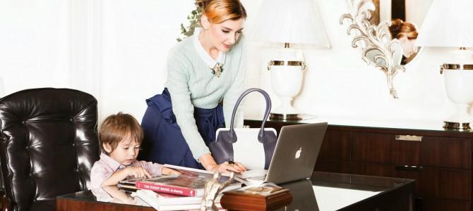 бизнес-мама