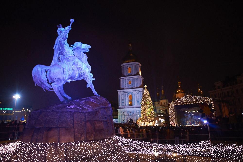 City Guide: Где провести новогодние праздники в Киеве